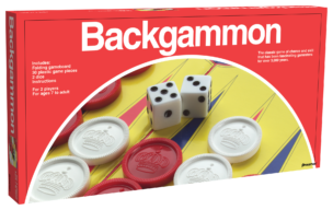 Backgammon With Folding