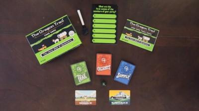 The Oregon Trail - How To Play — Pressman Toy :Pressman Toy
